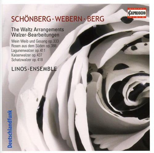 Schoenberg/Webern/Berg - Sch Nberg, Webern, Berg: The Waltz Arrangements [CD]