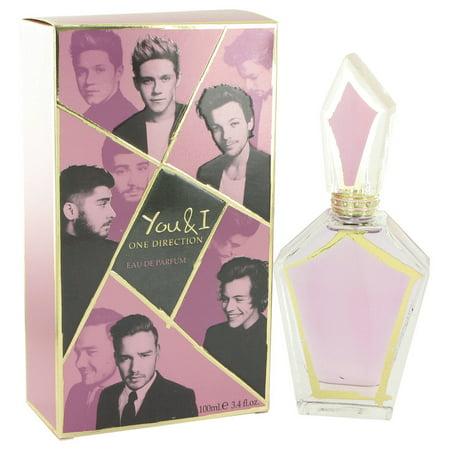 One Direction You & I Eau De Parfum Spray for Women 3.4 oz - One Direction Gift Ideas