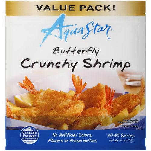 Aqua Star Butterfly Crunchy Shrimp