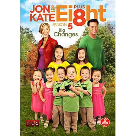 Jon and Kate Plus Eight: Season 5 - Big Changes (Jon And Kate Plus 8 Then And Now)