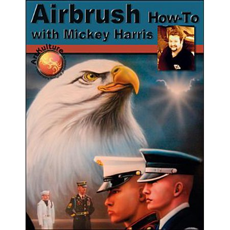 Airbrush How-To with Mickey Harris