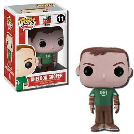 FUNKO Pop! Television The Big Bang Theory Sheldon Green Vinyl Figure