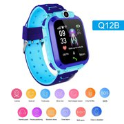 Intelligent Kids Watch Q12B Smartwatch Phone Watch for Android IOS 2G SIM Card