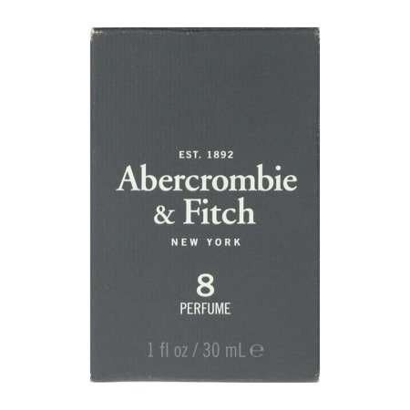 Abercrombie   Fitch 8 Perfume Eau De Parfum Spray 1 0Oz 30Ml In Box