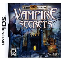 Hidden Mysteries: Vampire Secrets (DS)