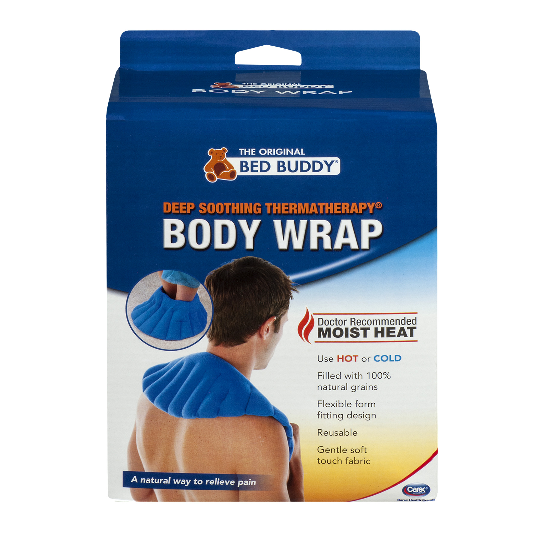 The Original Bed Buddy Deep Soothing Thermatherapy Body Wrap, 1.0 CT