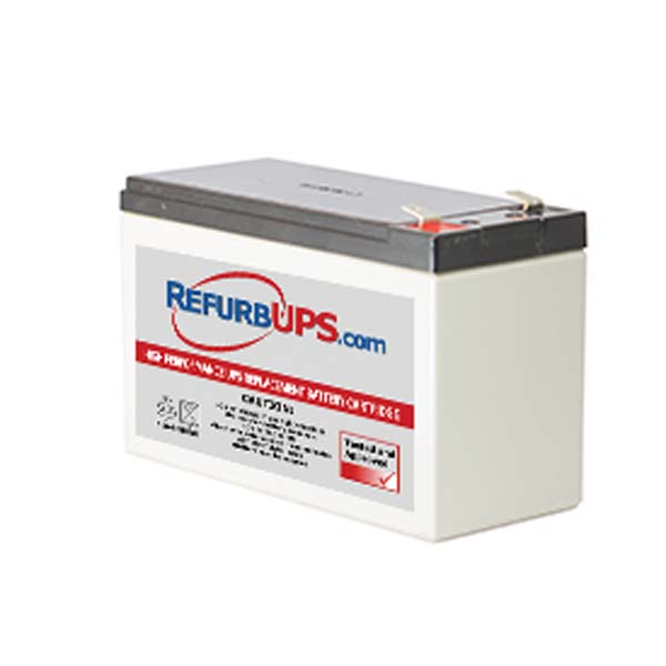 Retail BN700MC Compatible Replacement Battery by UPSBatteryCenter/® APC Power-Saving Back-UPS NS 8 Outlet 700VA 120V
