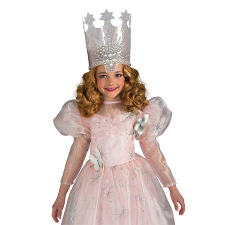 The Wizard Of Oz Glinda Costume Wig Child One Size (Cat Wizard Of Oz)