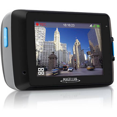 Magellan MV0638SGXXX MiVue 638 HD Dashcam with Touchscreen