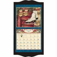 "Lang ""Black Diamond"" Calendar Frame"