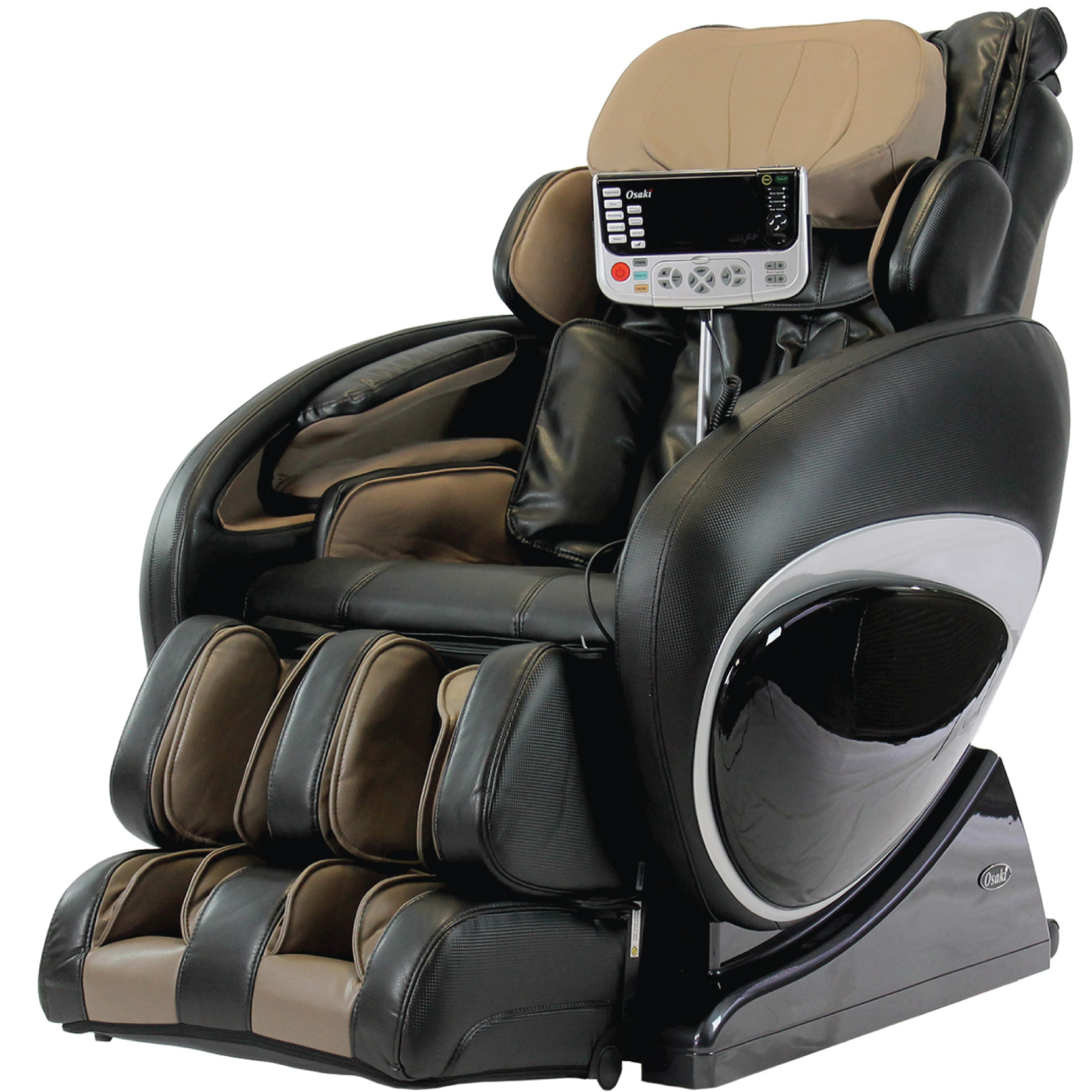 Osaki OS-4000T Zero Gravity Massage Chair, Black, Compute...