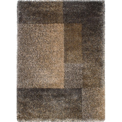 Red Barrel Studio Deshazo Dark Brown Tan Area Rug Walmart Com