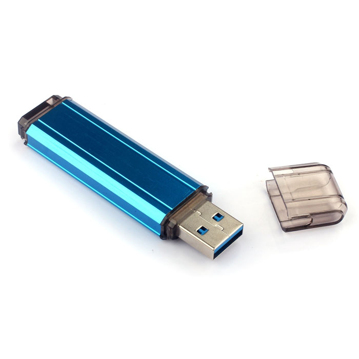 Outtop Brushed Metal High Speed USB3.0 Flash Storage Drive Memory Stick
