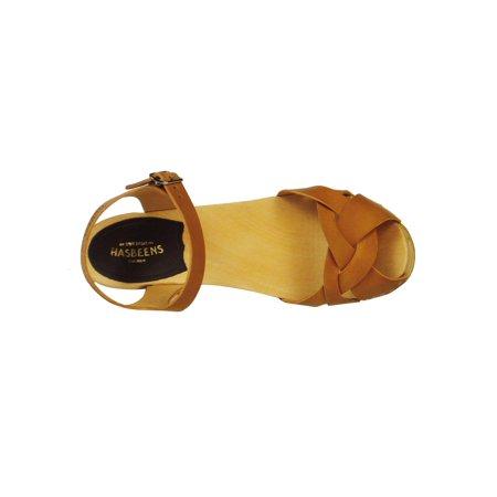 Swedish Hasbeens Women's Kringlan Sandal - 9.5M - Black - image 2 of 4