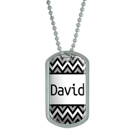 Male Names   David   Dog Tag