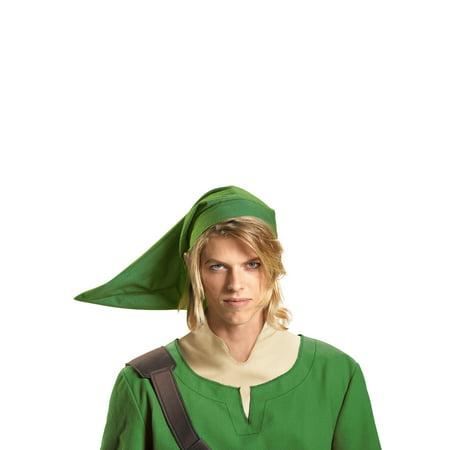 Adult Link Hat](Halloween Prank Links)