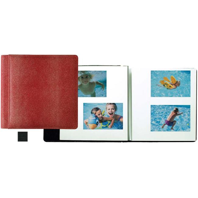 Raika VI 133 BLK Magnetic Photo Album - Black