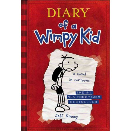 Diary of a wimpy kid 1 walmart diary of a wimpy kid 1 solutioingenieria Images