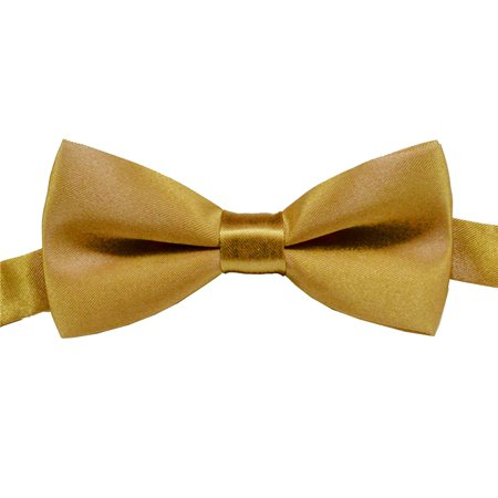 Boys Kids Adjustable Bow Ties Classic Pre-tied Bowties for Wedding Party Dress Up (Drees For Kids)