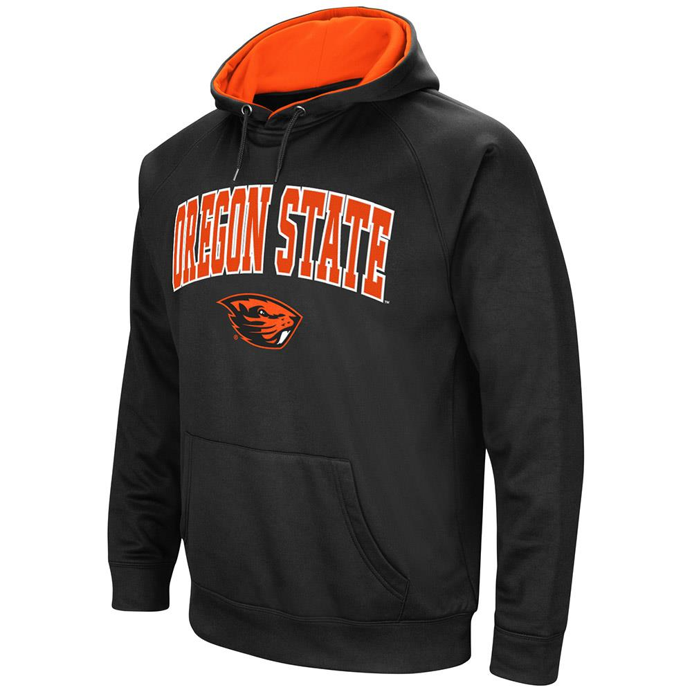 Mens Oregon State Beavers Fleece Pull-over Hoodie by Colosseum