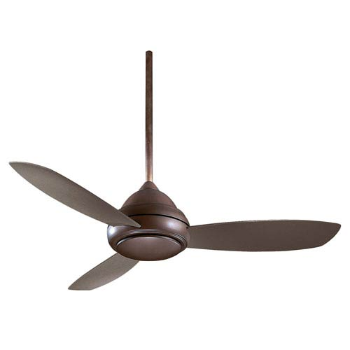 Concept I Oil Rubbed Bronze 52-Inch LED Ceiling Fan by