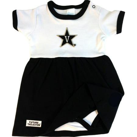 Vanderbilt Commodore Baby Onesie Dress