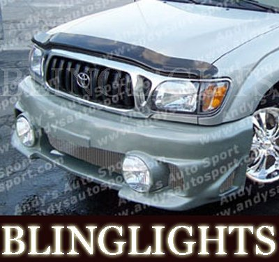 New 1995-2004 Toyota Tacoma AAS Body Kit Fog Lamps Bumper Driving Lights