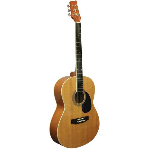 Kona K391 Parlor-Size Acoustic Guitar