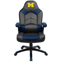 Michigan Wolverines Oversized Gaming Chair - Black - No Size
