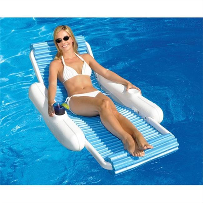 Swimline 10030 Swimline Sun Chaser Eva Float Luxury Lounge