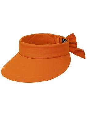 c8067cf3f9afb Product Image Women s SPF 50+ UV Protection Wide Brim Beach Sun Visor Hat