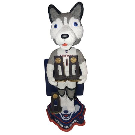 - UCONN Huskies NCAA Men's Basketball National Championship bobblehead - Only 216