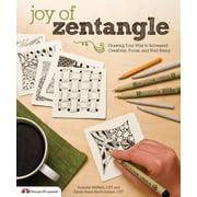 Design Originals Joy Of Zentangle