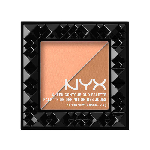 (6 Pack) NYX Cheek Contour Duo Palette 05 Two To Tango