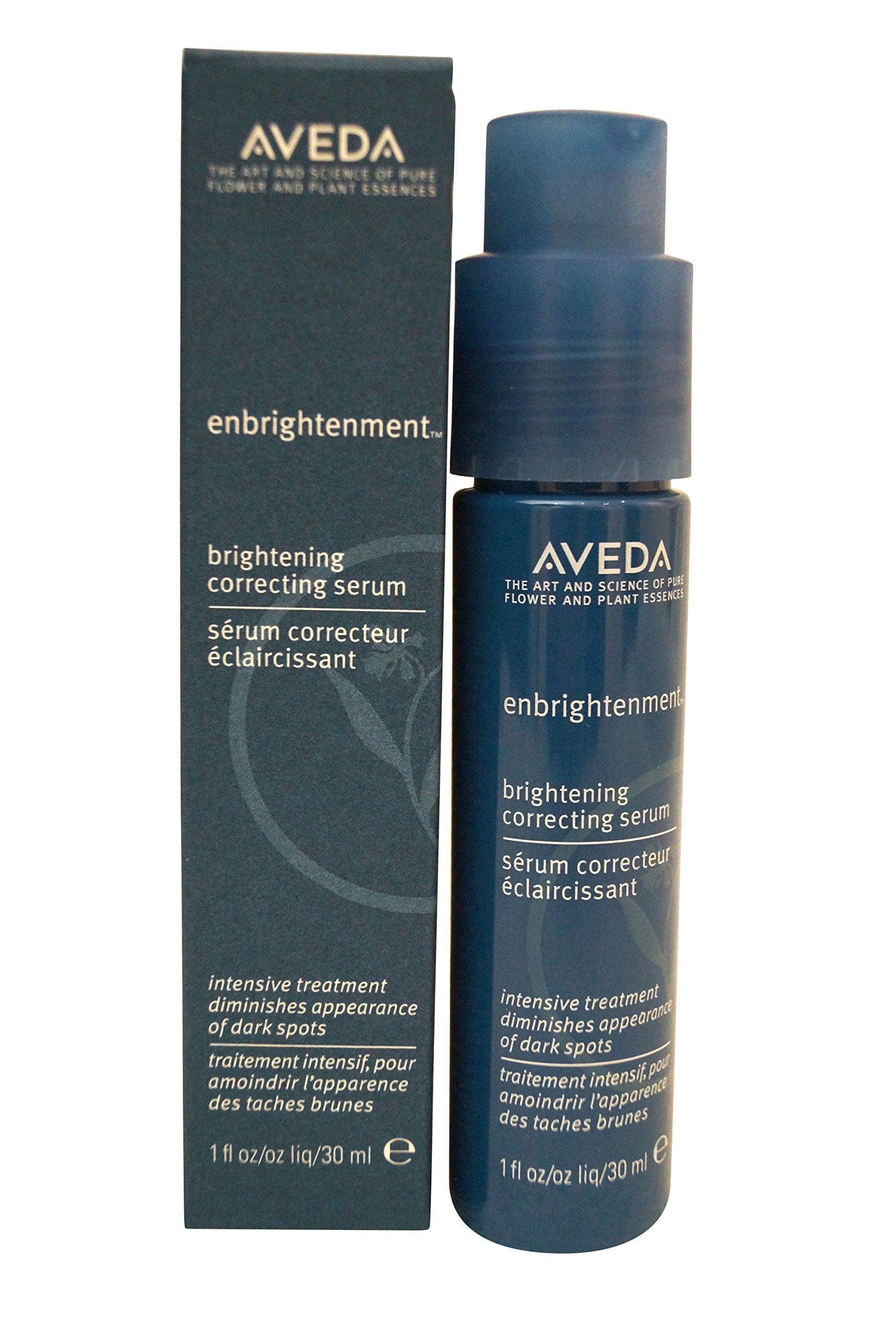 Aveda Enbrightenment Serum, 1.0 Oz Mountain Ocean - Lip Trip SPF-15 - 0.165 oz. (pack of 1)