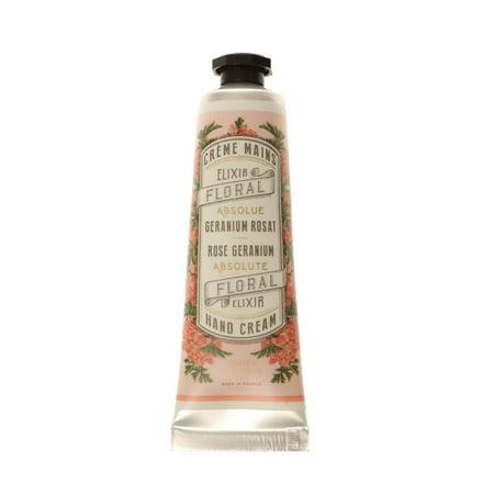 Rose Geranium Hand Balm - Panier des Sens Hand Cream, Rose Geranium, 1 Ounce