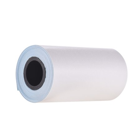 Printable Color Sticker Paper Roll Direct Thermal Paper with Self-adhesive 57*30mm(2.17*1.18in) for PeriPage A6 Pocket Thermal Printer for PAPERANG P1/P2 Mini Photo Printer, 3