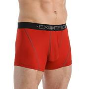 men's ex officio 2412458 give-n-go sport mesh 3 inch flyless boxer brief