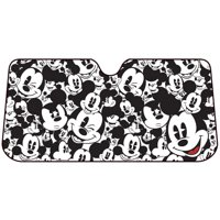 Plasticolor Disney Mickey Mouse Expressions Accordion Sunshade