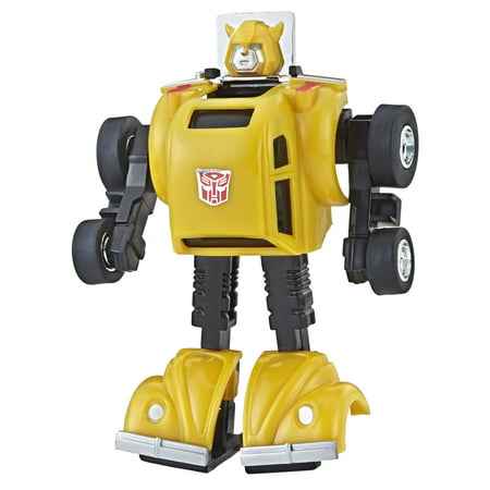 Transformers: Vintage G1 Legion Class Bumblebee - Bumblebee Costume Transforms Into Car