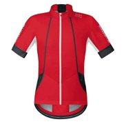 Gore Bike Wear, Oxygen WS SO, Jersey, (SMWOXY3599), Red/Black, XXL