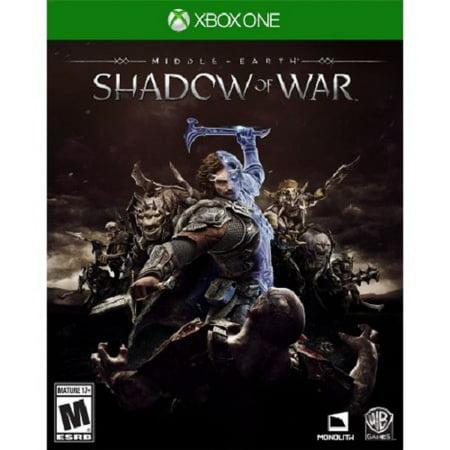 Refurbished Warner Bros  Middle Earth  Shadow Of War  Xb1
