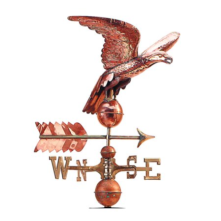 Flight Copper Weathervane (Freedoms Flight Copper Weathervane Eagle ONLY)