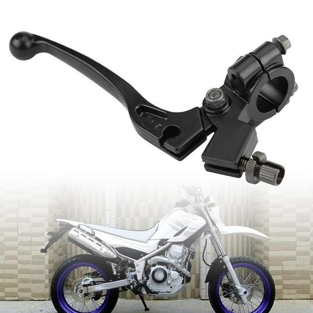 Clutch Lever with Perch 125CC Dirt Pit Bike 22mm 7//8in Handlebar Folding Clutch Lever with Perch for 50CC