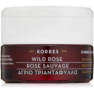 Korres 24-Hour Moisturising and Brightening Cream, Wild Rose 1.35 oz