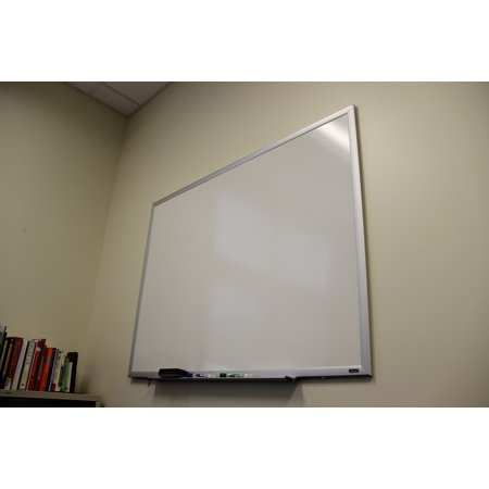 Corporate Boards - Canvas Print Meeting Whiteboard Corporate Project Management Stretched Canvas 10 x 14