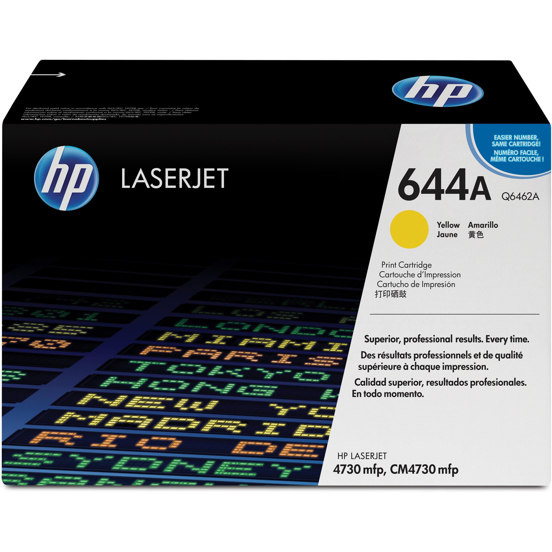 HP, HEWQ6462A, Q6460/1/2/3A Series Toner Cartridges, 1 Each