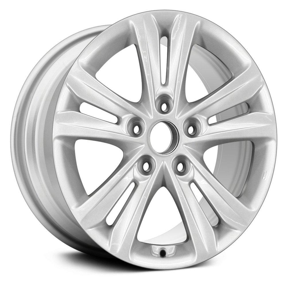 Partsynergy Replacement For OEM Aluminum Alloy Wheel Rim 16 Inch Fits 2011-2013 Hyundai Elantra 5-114.3mm 5 Spokes