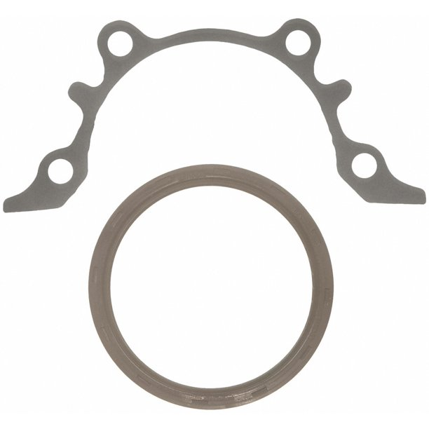 Fel-Pro BS 40634 Rear Main Seal Set, Rear Main Bearing Oil