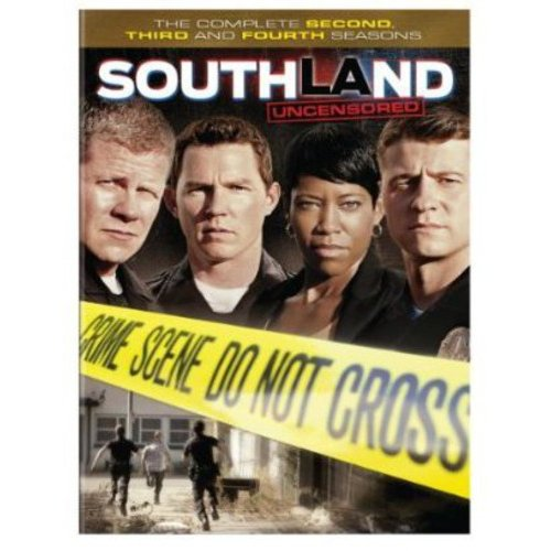 SOUTHLAND-COMPLETE SEASONS 2/3/4 (DVD/6 DISC/WS-16X9/VIVA)